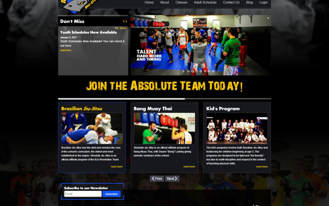 Absolute Jiu-Jitsu Academy